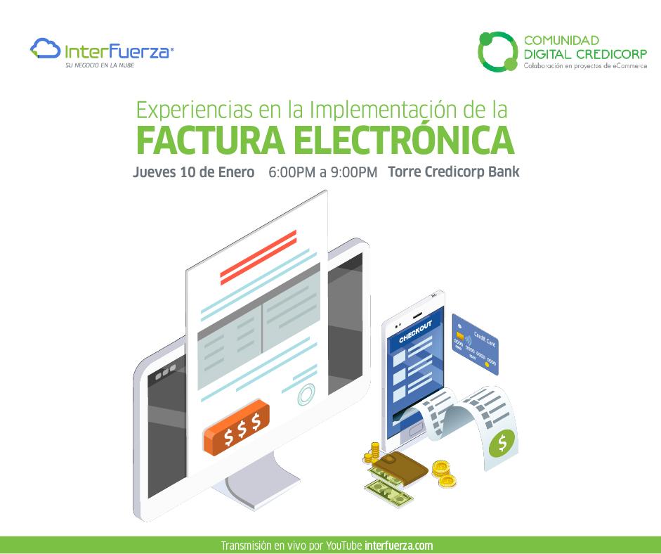 Evento: Prepárese para la Facturación Electrónica en Panamá