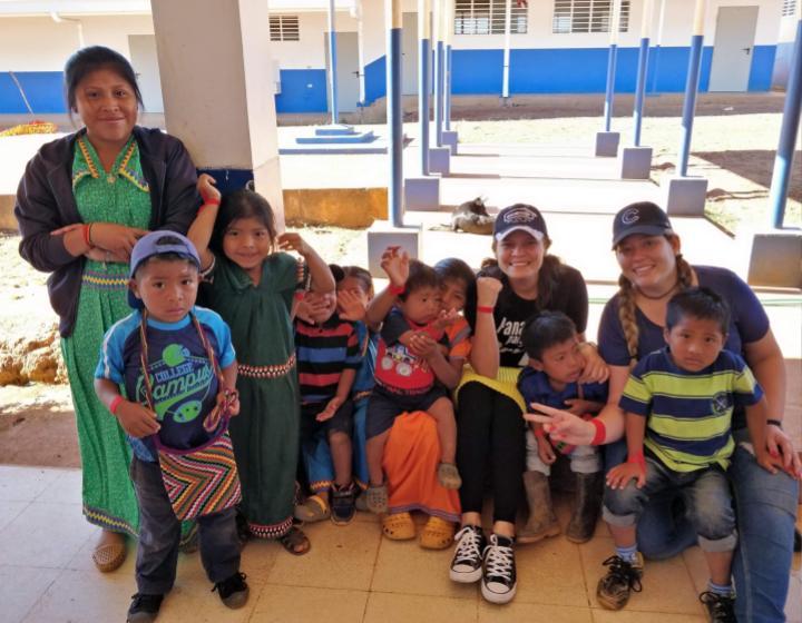 Proyectos RSE: Celebración de Navidad en la Comunidad Cerro Miel