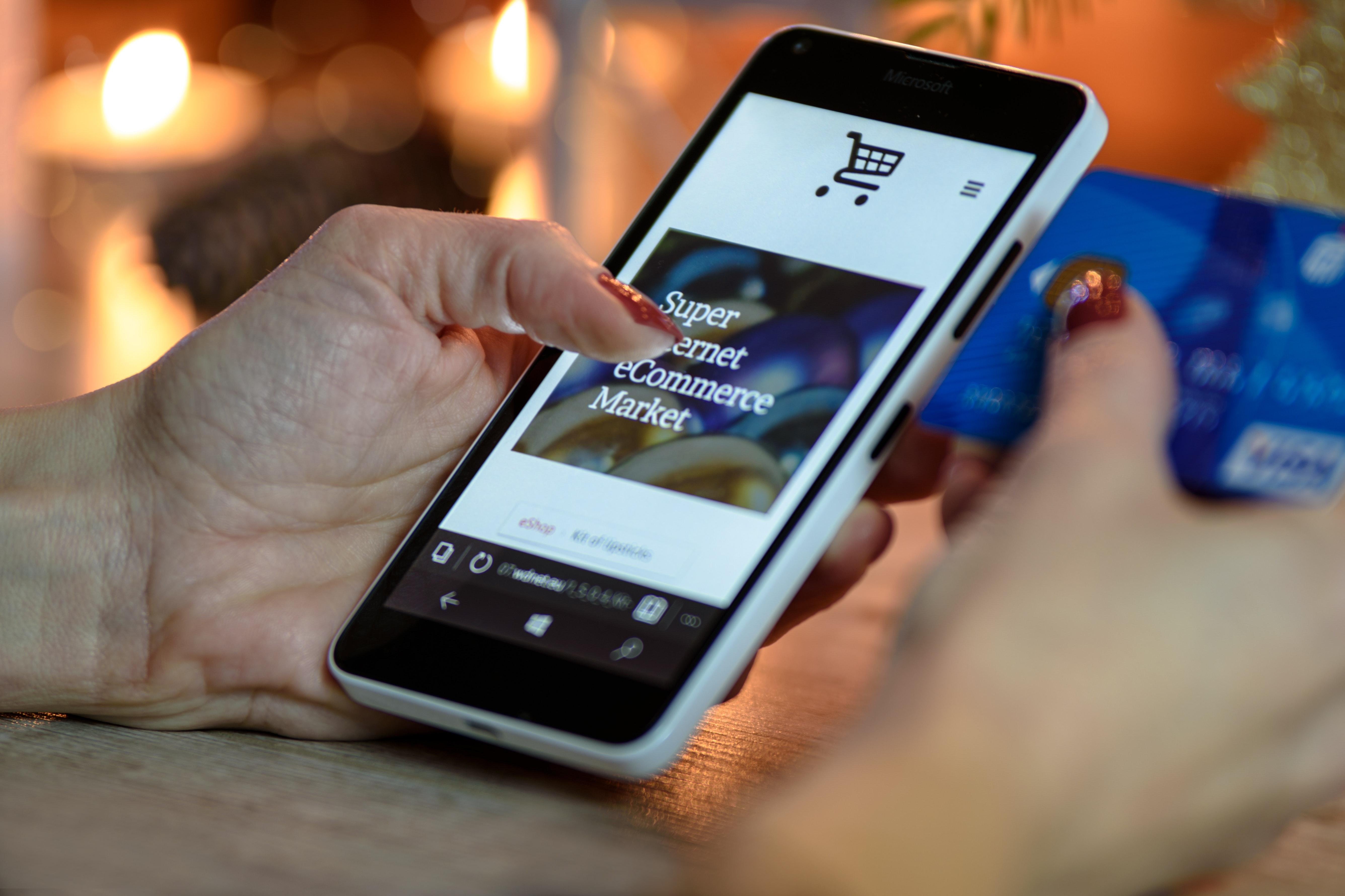 La venta de productos en línea debe pensarse para toda clase de dispositivos.