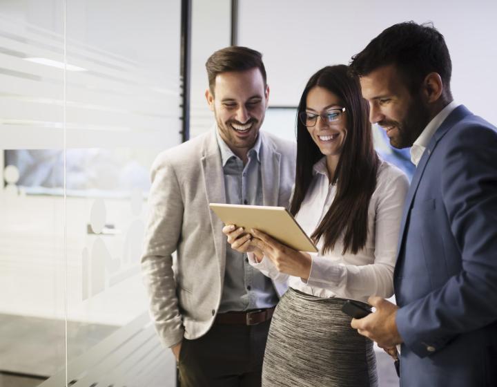Objetivos de negocio, Equipos de trabajo más productivos