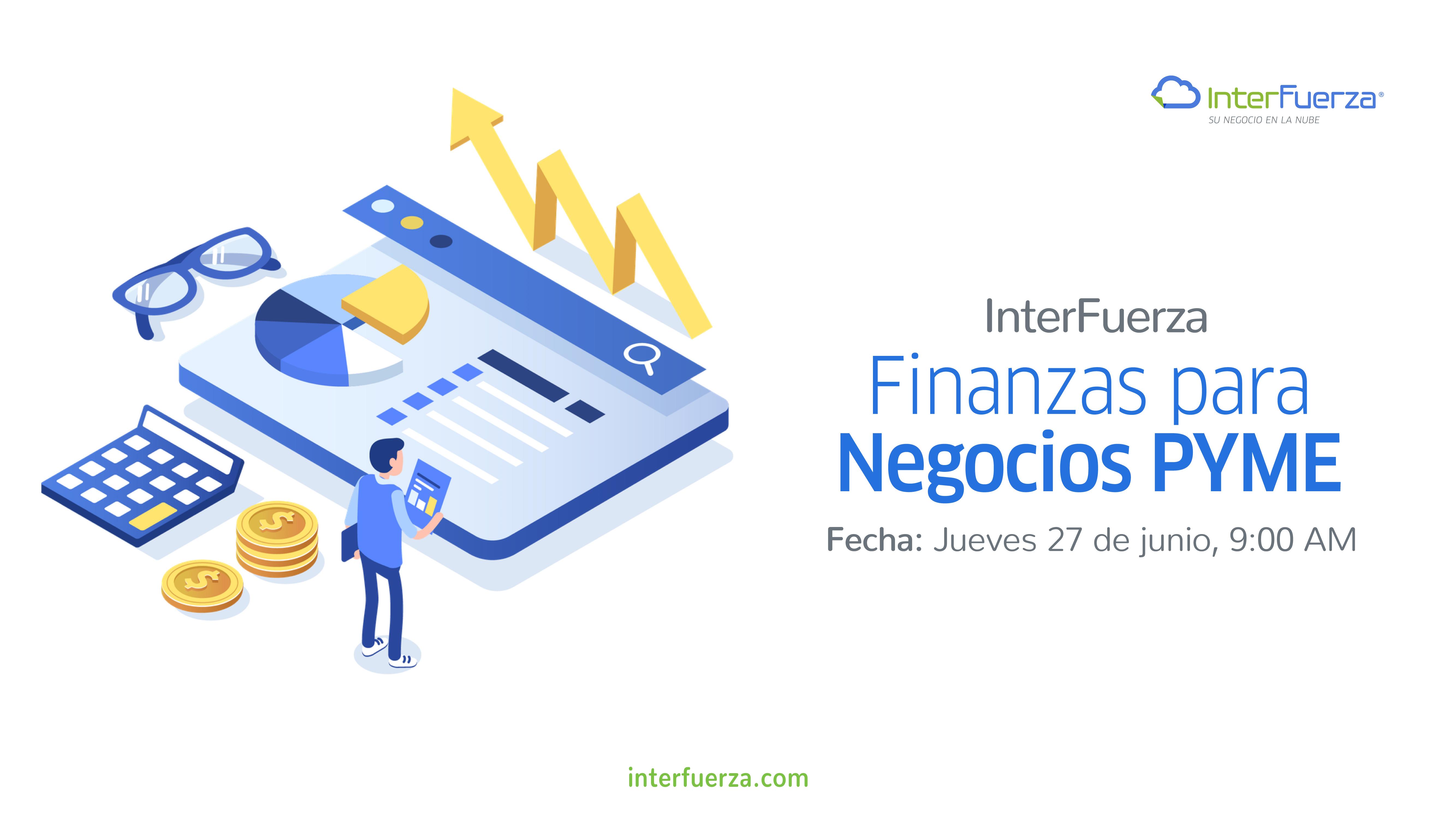 Finanzas para Pymes, nuestro taller online este Día de las Pymes